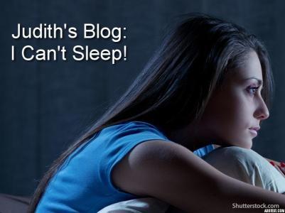 I can't sleep divorce help